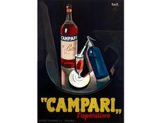 """FOTO: """"Galleria Campari poster affiches"""" - FOTO 5 - Arte.it"""