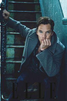 No Sherlock on-screen sex scenes for us, then. Boo hiss.
