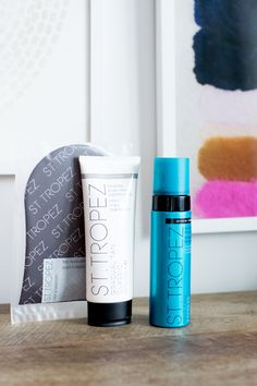 Tried and True Tanning Products (no blotches or streaks!) // by Kate Bryan at The Small Things Blog
