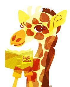 Tall Tales Giraffe