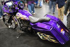 Beautiful Harley Davidson Bagger