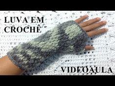 Luva sem dedo #LuizadeLugh - YouTube