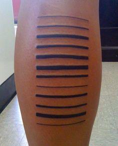 Lines  #minimalism #abstract #tattoo