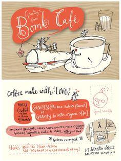 Bomb Cafe