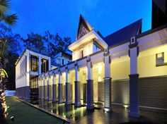 Shinta Mani hotel in Siem Reap - Close to Angkor Wat. This hotel supports local education, health care and small-businesses initiatives. Siem Reap, Top Hotels, Hotels And Resorts, Best Hotels, Beach Resorts, Great Hotel, Angkor Wat, Travel And Leisure, Gazebo