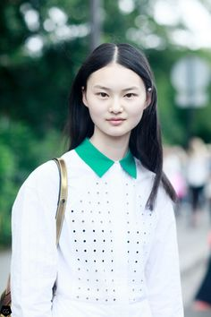 He Cong by Claire Guillon - CGstreetstyle