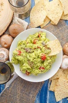 Sautéed Mushroom Gua Sautéed Mushroom Guacamole |...  Sautéed Mushroom Gua Sautéed Mushroom Guacamole | thecookiewriter.com | Kacey @ The Cookie Writer | Easy healthy vegan and gluten-free this sauteed mushroom guacamole can also make a great BBQ meal! Just grill those mushrooms instead! Recipe : http://ift.tt/1hGiZgA And @ItsNutella  http://ift.tt/2v8iUYW