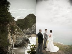 Snippets, Whisper & Ribbons Big Sur Elopement