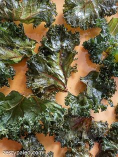 These kale chips is one of my favorite on-the-go snacks as they are easy to make, tasty and very healthy!