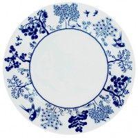 Louise Wilkinson Trees Dinner Plate