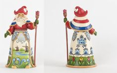 Dutch Traditions Dutch Santa