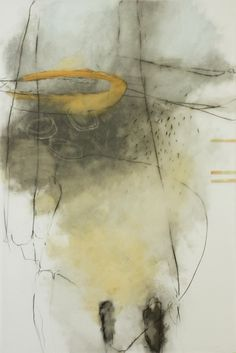 Cheryl Taves, Entrainment, Oil, graphite and charcoal on mylar, 36 x 24 inches, 2012