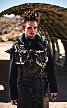 Robert Pattinson covers L'Uomo Vogue