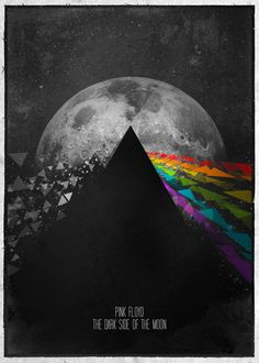 Dark Side of the Moon by nnjo ⎪ kreative gestaltung