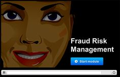 Fraud Risk Management: Example of gaining attention in elearning by Ajay Gupta.