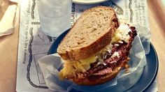 The russian dressing to accompany this #reuben is amazing (taste tested yesterday)