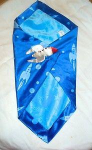 $19.99 Disney Babies Buzz Lightyear Blue replacement security lovey blanket Rocket star