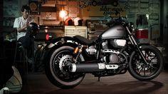 #Yamaha #XV950R