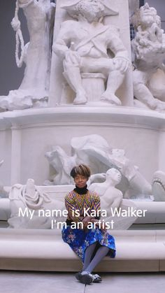 Kara Walker's Fons Americanus is a tall working fountain inspired by the Victoria Memorial in front of Buckingham Palace, London. Created by artist for the 2019 Hyundai Commission in Tate Modern's Turbine Hall. Turbine Hall, Activist Art, Kara Walker, Victoria Memorial, Palace London, Tate Gallery, Art Installation, Mark Making, Buckingham Palace