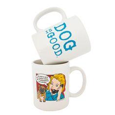 Mr. Puddingstone Mug now featured on Fab.