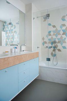 дневник дизайнера: Современный интерьер квартиры для большой семьи в Тель-Авиве