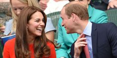 The latest images of Kate Middleton the Duchess of Cambridge, Prince George and Princess Charlotte. Kate Middleton Prince William, Prince William And Catherine, William Kate, Duke And Duchess, Duchess Of Cambridge, Laughing Photos, Principe William Y Kate, Duchesse Kate, Herzogin Von Cambridge