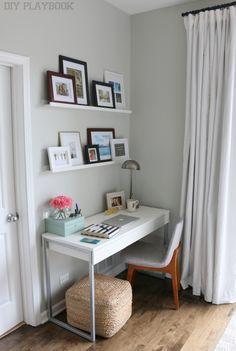 Bedroom Work Station Inspiration Design Home OfficeOffice DesksTiny