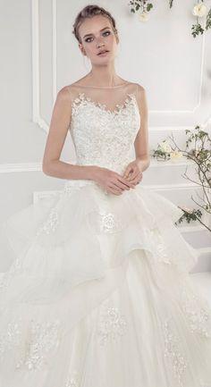 Ellis Bridals Rose wedding dresses collection 2015 | Wedding dress 19052