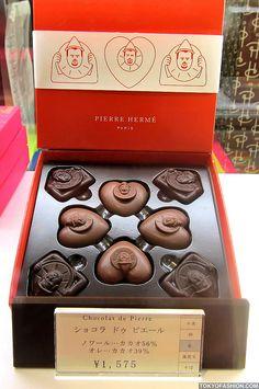 Pierre Hermé Chocolate by tokyofashion. (via Flickr)