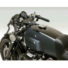 lemoncustommotorcycles: #motoguzzi by saint_motors #motorcycles #caferacer #motos | caferacerpasion.com