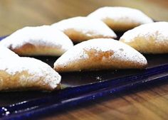 Greek Pastries, Greek Recipes, Biscuits, Deserts, Food And Drink, Sweets, Bread, Cookies, Baking