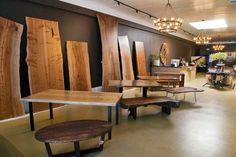 Menlo Hardwoods Retail Showroom