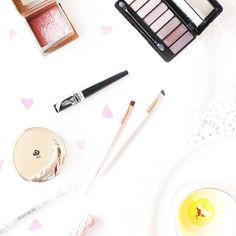 Today i'm sharing a simple yet sexy Valentines makeup look featuring mostly high street products that i'm loving  - What are your current favourite high street makeup products? #bbloggers #beautyblog #beautyblogger #beauty #makeup #instabeauty #makeupaddict #flatlaylove #bloglove #thatsdarling #lbloggers #lifestyle #lifeblogger #simpleliving #nothingisordinary #flatlayoftheday #bloglife #makeupblogger #bloggersofinstagram #forahappymoment #littlestoriesofmylife #theeverygirl #slowlived #motd…