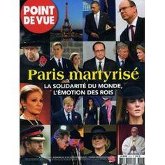 Point De Vue 3513 : Paris Martyrisé