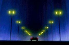 aesthetic anime 90s circus neon moon sailor night aesthetics kiss kuroshitsuji sky japanese enregistree depuis revolutionary utena likes perfectblue