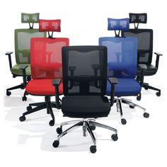 X2 je kancelářská židle, kde si můžete sami zvolit Vaši barvu!