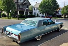 1976 Cadillac Fleetwood Brougham Chevy Nomad, Cadillac Fleetwood, Chicano Art, Us Cars, Cars And Motorcycles, Luxury Cars, Vintage Cars, Dream Cars, Chevrolet