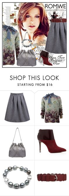 """""""Romwe.com"""" by lila2510 ❤ liked on Polyvore featuring Valentino, MICHAEL Michael Kors, Emilio Pucci, women's clothing, women, female, woman, misses and juniors"""