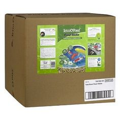 Food 20759: Tetra Pond Sticks Fish Food 11 Lbs Tetra Koi Food 16457 BUY IT NOW ONLY: $67.47