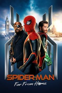 Peter Parker and his friends go on a summer trip to Europe. However, they will hardly be able to rest - Peter will have to agree to help Nick Fury uncover the mystery of creatures that cause natural disasters and destruction throughout the continent. Nick Fury, Maria Hill, Jake Gyllenhaal, Tom Holland, Power Rangers, Infinity War, Mysterio Spiderman, Avengers, Elizabeth Banks