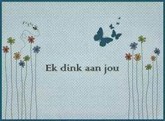 Dink aan jou You Deserve Better, Afrikaans, Chalk Paint, Thing 1, Words, Quotes, Encouragement, Quotations, Quote