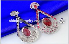 top quality fashion women ear jewelry ladies earring designs pictures, View ladies earring designs pictures, Shining Product Details from Guangzhou Panyu District Shatou Street Shining Jewelry Factory on Alibaba.com