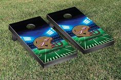 FSU Seminoles Team Stadium Cornhole Set