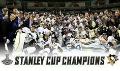 Pittsburgh Penguins June 12 Penguins win the Stanley Cup for the time since They defeated the San Jose Sharks in a Game Pittsburgh Penguins Stanley Cup Champions Pittsburgh Penguins Stanley Cup, Stanley Cup Playoffs, Stanley Cup Finals, Stanley Cup Champions, Usa Hockey, Hockey Teams, Hockey Players, Sports Teams, Nhl