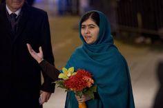 Nobel Peace Prize winner Malala Yousafzai will address Parliament in Ottawa on April Prime Minister Justin Trudeau announced on Monday. (Photo via Matt Dunham/AP File) Malala Yousafzai, Nobel Peace Prize, Justin Trudeau, Prime Minister, Ottawa, Girl Power, Fashion, Moda, Fashion Styles