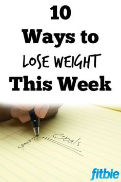 How to lose weight and keep it off when you start to work out.  Fitbie.com