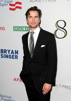 "Matt Bomer Photos - Actor Matt Bomer attends the one-night reading of ""8"" presented by The American Foundation For Equal Rights & Broadway Impact at The Wilshire Ebell Theatre on March 3, 2012 in Los Angeles, California. - The American Foundation For Equal Rights & Broadway Impact Present ""8"""