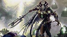 Necrons codex preview