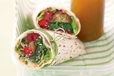 Top 10 Most Sensational Healthy Wraps
