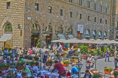 The beauty Signoria Square Florence......Parcial view
